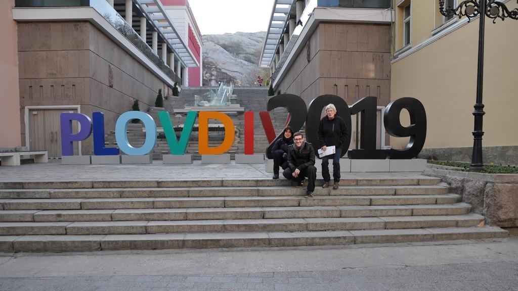 Stage 2015 Satori Plovdiv Steve Magson