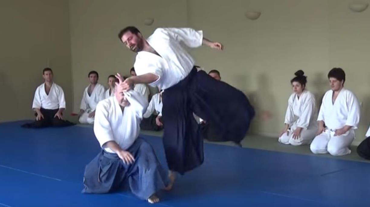 Sakura Aïkido Dojo- Steve Magson Shidoin