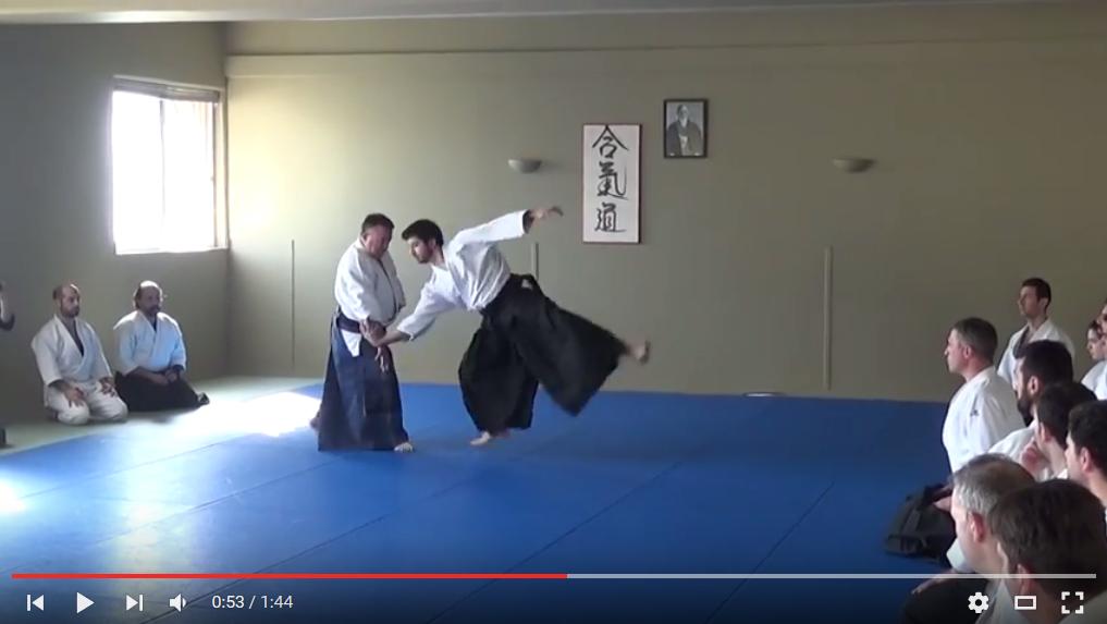 Vidéos Steve Magson Senseï,I, 14-15 FEB 2015, THESSALONIKI